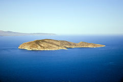 Iisland Crete, Greece Stock Photography