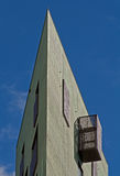 IJ-muelle de Amsterdam Imagen de archivo libre de regalías