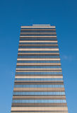 The ij-tower in amsterdam Royalty Free Stock Photos