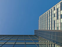 The ij-tower in amsterdam. The netherlands Royalty Free Stock Image