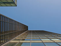 The ij-tower in amsterdam. The netherlands Stock Images