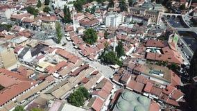 Ija de ¡ d'arÅ de  du ¡ Ä de Sarajevo - de BaÅ Image stock