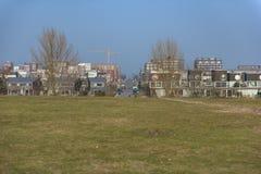 IJburg da Diemerpark Fotografia Stock