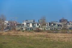 IJburg da Diemerpark Immagine Stock Libera da Diritti
