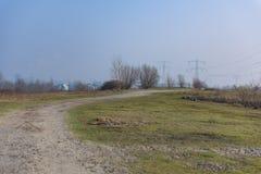 IJburg de Diemerpark Fotos de Stock