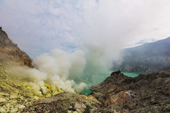 Free Ijen Royalty Free Stock Image - 95501846