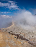 Ijen Crater Stock Photos