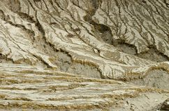 Ijen-Vulkan lizenzfreies stockbild