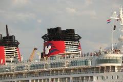IJmuiden, os Países Baixos - 30 de julho de 2018: Mágica de Disney Imagem de Stock Royalty Free