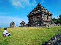 Ijo-Tempel Stockfotografie