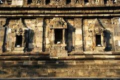 Ijo-Tempel, Yogyakarta, Indonesien stockbild