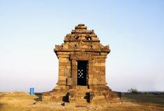 Ijo-Tempel, Yogyakarta, Indonesien stockfotografie