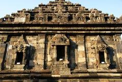 Ijo-Tempel, Yogyakarta, Indonesien lizenzfreies stockfoto