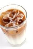 Ijs Latte Stock Afbeelding