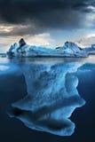 ijsberg stock fotografie