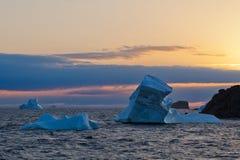 ijsberg Royalty-vrije Stock Fotografie