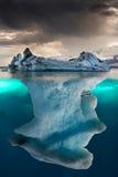 ijsberg Royalty-vrije Stock Afbeelding