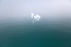 ijsberg Royalty-vrije Stock Afbeeldingen
