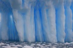 Ijsberg in Antarctica Royalty-vrije Stock Foto's