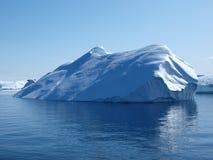 Ijsberg, Groenland. Stock Foto