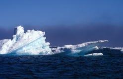 Ijsberg Groenland royalty-vrije stock afbeeldingen