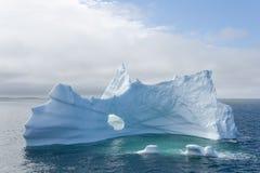 Ijsberg, Groenland royalty-vrije stock afbeeldingen