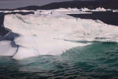 Ijsberg Groenland royalty-vrije stock foto's