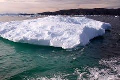 Ijsberg Groenland stock foto's