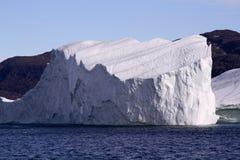Ijsberg Groenland royalty-vrije stock afbeelding