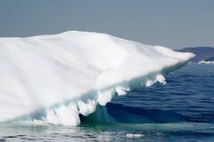 Ijsberg in Groenland royalty-vrije stock foto's