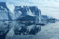 Ijsbergen in Groenland 5 royalty-vrije stock afbeelding