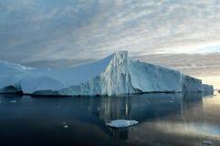 Ijsbergen in Groenland 6 stock foto