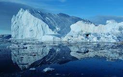 Ijsbergen in Groenland 2 stock fotografie