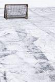 Ijshockey Royalty-vrije Stock Afbeeldingen