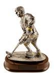 Ijshockeytrofee royalty-vrije stock foto's