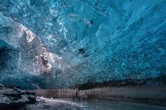 Ijsholen in IJsland Stock Afbeeldingen