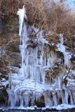 ijskegel Royalty-vrije Stock Afbeeldingen