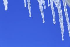ijskegel Royalty-vrije Stock Afbeelding