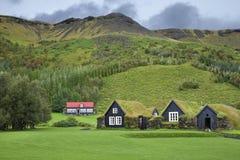 IJsland. Royalty-vrije Stock Afbeelding