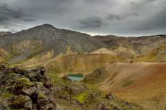 IJsland Stock Fotografie