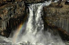 IJsland stock foto