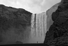 ijsland Royalty-vrije Stock Foto's