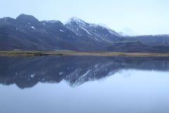 IJsland 1 Stock Afbeeldingen