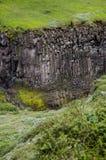 IJsland Gouden cirkel-Gullfoss-Gouden daling-Europa Stock Foto