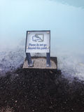 ijsland toerisme royalty-vrije stock foto