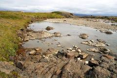 Ijslands landschap Royalty-vrije Stock Foto