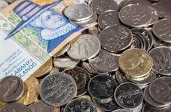 Ijslandse Kronen (ISK) Royalty-vrije Stock Afbeelding