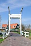 ijsselmeer marken holandie Fotografia Royalty Free