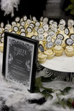 Ijzer Cupcake Millwaukee Stock Foto