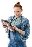 Ik ben online! Royalty-vrije Stock Afbeeldingen